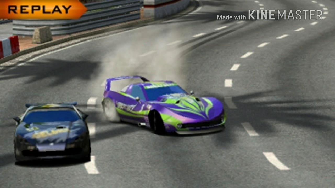 Angel Halo - Ridge Racer 3D
