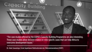 Introduction to the GSMA Capacity Building Programme