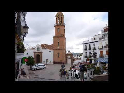 Canillas de Albaida to Cómpeta walk, Andalusia, Spain.