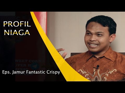 Profil Niaga - Jamur Fantastic Crispy