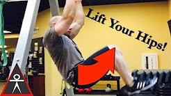 Lower Back Pain With Leg Raises & Core Exercises