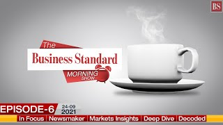 The Morning Show – Ep 6: SP Group crown jewel, Quad summit, and Evergrande