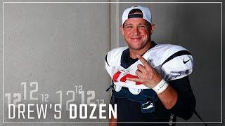 12Q w/Pro Bowl long snapper Jon Weeks | Drew's Dozen
