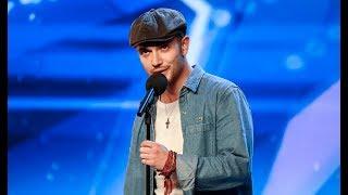 Download AMAZING SINGER BLOWS judges AWAY! | BRITAINS GOT TALENT 2018 | @ZandarMile (Music : Gautier Abadie) Mp3 and Videos