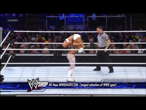 Natalya vs. Rosa Mendes: SmackDown, Jan. 25, 2013