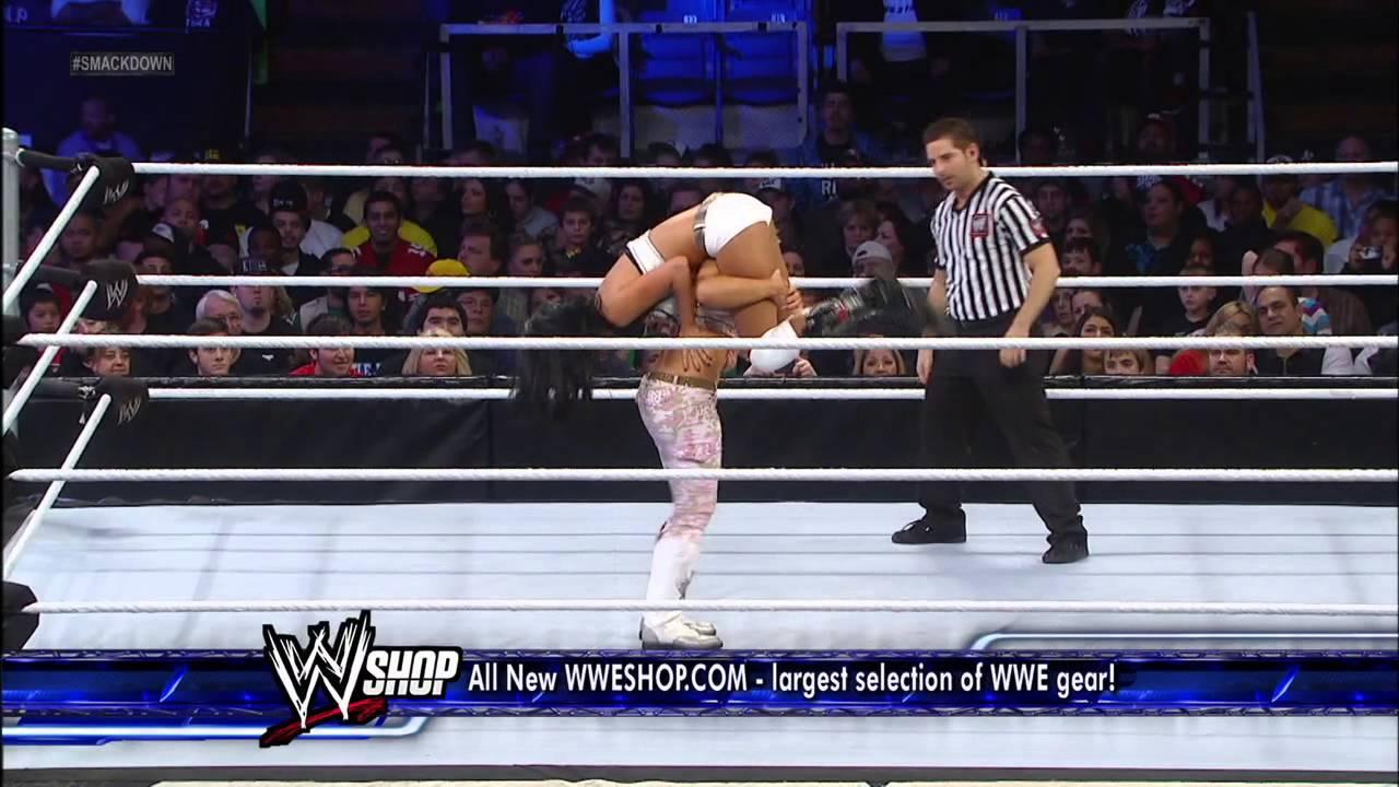 Natalya vs. Rosa Mendes: SmackDown, Jan. 25, 2013 - YouTube The Great Khali Vs Hornswoggle