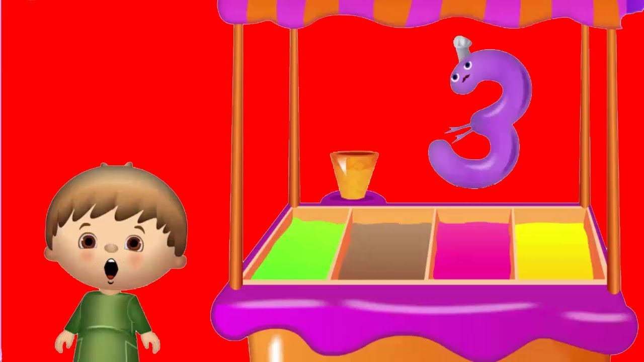 Baby tv -Baby Tv Charlie and The Numbers - Play Fun Games ...