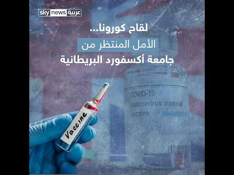 الباحث العربي الوحيد في فريق تطوير لقاح كورونا بجامعة أوكسفورد يتحدث عن النتائج الواعدة للقاح  - نشر قبل 29 دقيقة