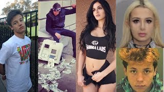 12 YouTubers Who Got ARRESTED! | What's Trending Original!
