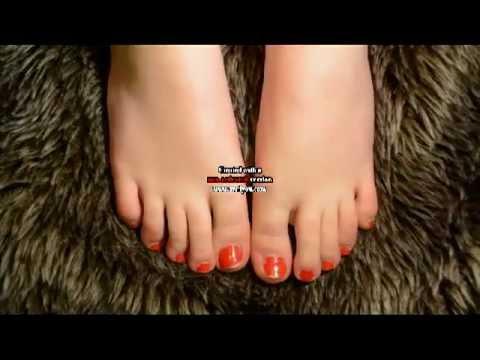 pretty toes youtube