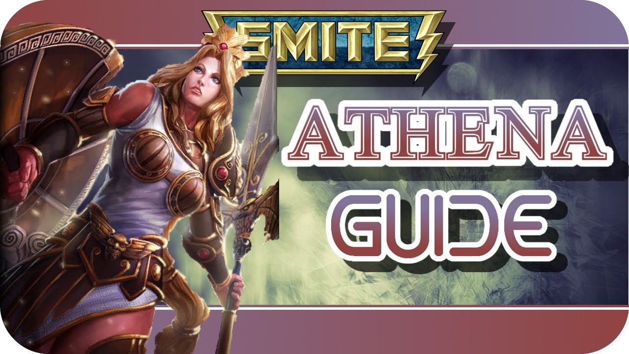 Smite How To Play Athena Guide Tutorial Guardian Support