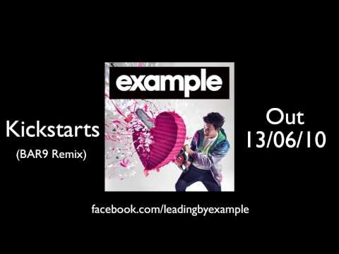 Example - 'Kickstarts' (BAR9 Remix)