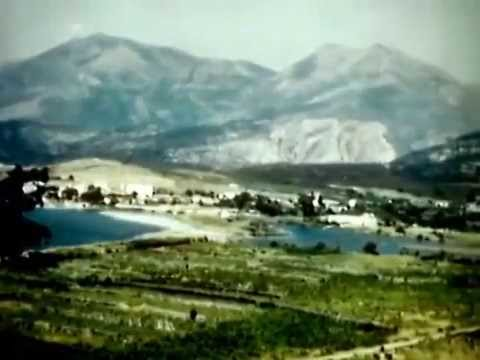 William P. Miller Papers (Reel 3): Algeria, Corsica, Saint-Tropez, and Toulon, 1944