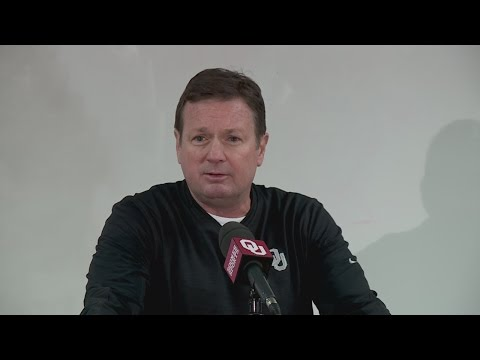 FULL STATEMENT: OU Sooners head coach Bob Stoops talks about