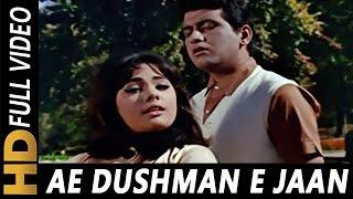 Aye Dushman E Jaan | Asha Bhosle | Patthar Ke Sanam 1967 Songs | Manoj Kumar, Mumtaz