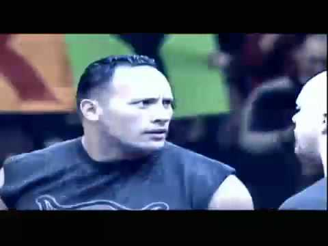 The Rock vs Stone Cold Steve Austin *Wrestlemania X7 Promo*
