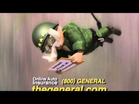 General Auto Insurance  - TV Spot - Jon M. Wailin