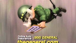 General Auto Insurance  - TV Spot - Jon M  Wailin