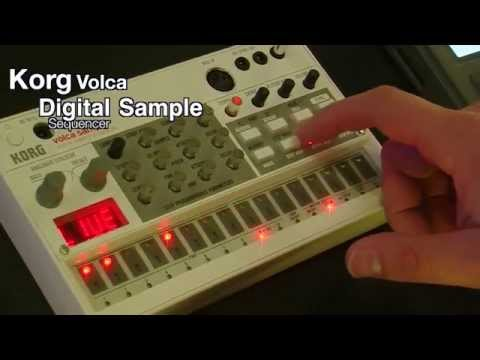 Korg Volca Sample Demo
