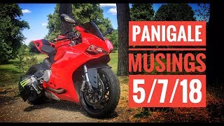 Panigale Musings - 5th July 2018