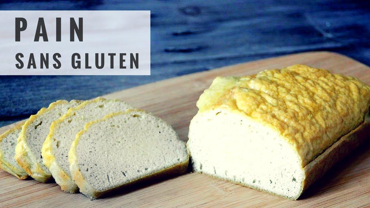 Pain Sans Gluten à la Farine d'Amandes / Ceto l RECETTE l