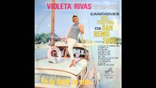 """VIOLETA RIVAS  """"Yo te daré de más"""""""