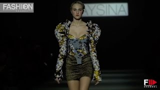 AYSINA Fall Winter 2017-18 Ukrainian Fashion Week - Fashion Channel