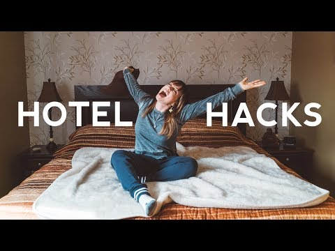 24 Hotel & Accommodation Hacks - Travel Hacks