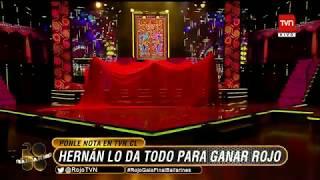 Rojo el color del talento presentación  Hernan Arcil Gala Bailarínes Hd
