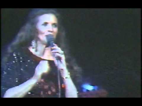 June Carter Cash, Wabash Cannonball (Live, 1985)