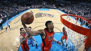 Kevin Durant and Russell Westbrook Lead Thunder Past Nuggets