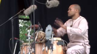 Mulatu Astatke & the Heliocentrics - The Way to Nice - Pori Jazz 2014 Finland