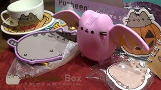 Pusheen Box [Deutsch / Unboxing / Herbst] - Im Katzen-Wahn