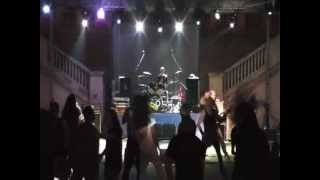 Night In Gales - Intruder @ Metal Crush Festival Bucharest 2012