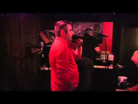Josiah  Karaoke Pour House June 22, 2013