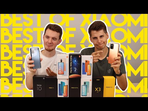 Die besten Xiaomi Smartphones 2021: Testsieger & Vergleich!