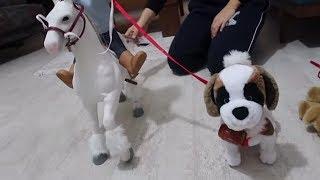 Samby İnteraktif Canım Köpeğim!!  Gerçek Gibi Yeni köpeğim Kimin Olacak!!  Bidünya Oyuncak