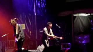 Tokyo Police Club—Listen to the Math—Live @ Vancouver Winter Olympics 2010-02-27