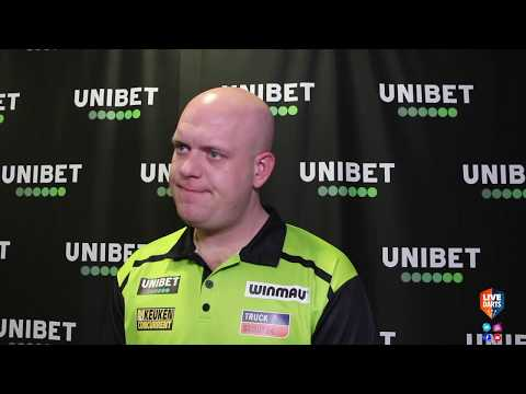 """Michael van Gerwen after beating O'Connor: """"Things are changing for myself but in a good way"""""""