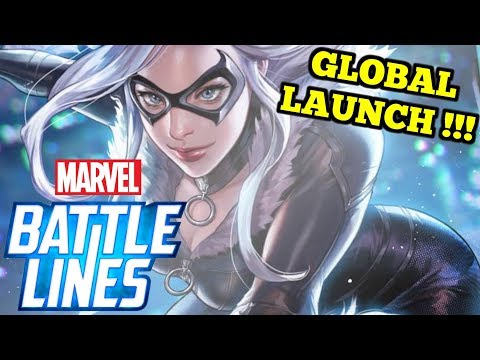 MARVEL Battle Lines : DEF WORTH TRYING !!