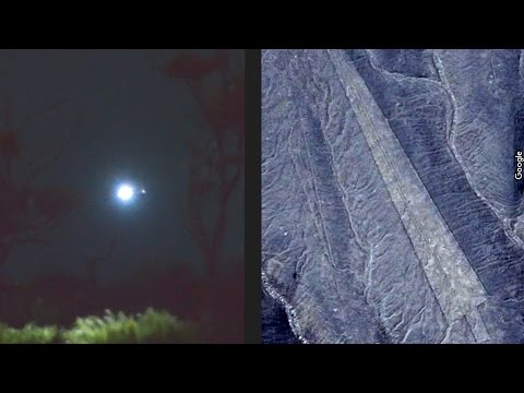 Major Discovery  [ANCIENT ALIEN UFO LANDING PAD] Peru!  [TR3B CLOSE-UP ENCOUNTER] And More 8/10/2016