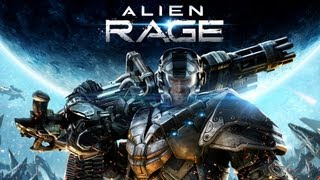 Alien Rage Gameplay 1080p hd-7770