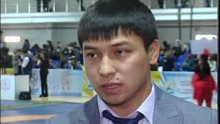 Петропавлда қазақ күресінен ел чемпионаты өтуде