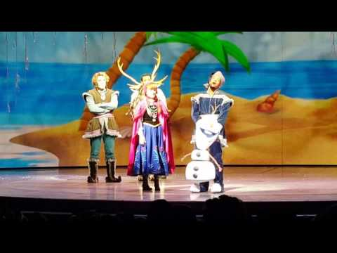 Hyperion Theatre - Frozen - Summer