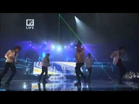 BIG BANG-Hands Up_live(Video Music Awards Japan)
