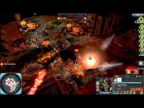 Warhammer 40k dawn of war 2 retribution Orks RS21 P145  