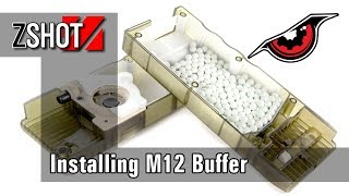 ZShot Quickie - Installing M12 Buffer for Odin Innovations Speed Loader