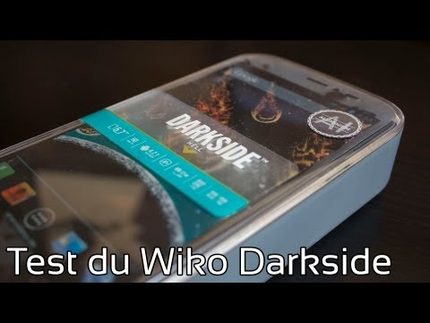 Test du Wiko Darkside !