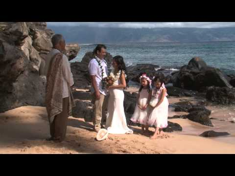 Jose and Savoeun's Maui Wedding