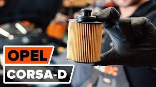 Wie OPEL CORSA D Fernscheinwerfer Glühlampe austauschen - Video-Tutorial